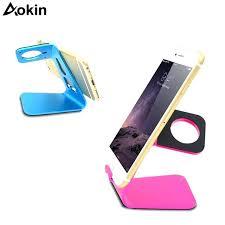 cell phone holder for desk mobile phone stand flexible desk phone holder universal for 7 6