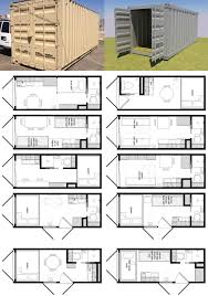 20 Foot Shipping Container Floor Plan Brainstorm Tiny House Living Single Shipping  Container Homes Interior | Container homes | Pinterest | Living single, ...