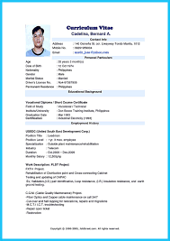 Resume Format For Company Job Brilliant Corporate Trainer Resume Samples To Get Job 56