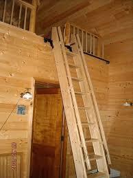 ships ladder for loft ships ladders for lofts elm ships style ladder with hardware for loft ships ladder
