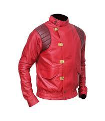 akira kaneda leather jacket c