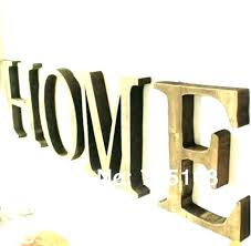 wall lettering ideas metal letters for wall large metal letters wall letter decor wooden hanging wall