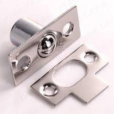 nickel bales door catch small 16mm cupboardframe roller ball mortice latch lock door latch lock6 lock