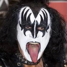 gene simmons tongue. gene simmons inspired. tongue s