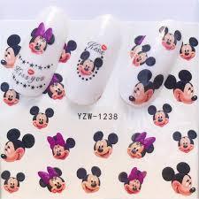 Disney Nálepky Na Nehty