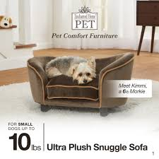 fancy pet furniture. Pet Sofa Inspirational Ultra Plush Snuggle Enchanted Home Fancy Furniture