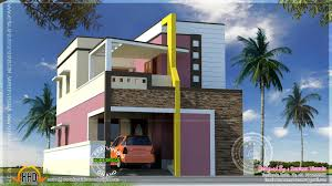 modern style south indian house exterior kerala home design and