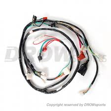 gy6 150cc scooter main wire harness