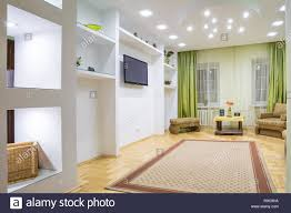 Flat Hall Design Minsk Belarus November 2016 Luxure Hall Interior Loft