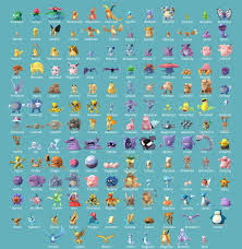 Pokemon Type Chart Gen 2