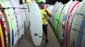 Lost Layzboy Surfboard Real Watersports