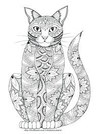 Coloring Pages Cute Cat Coloring Pages Printable Dogs And Cats