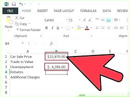 Image Titled Create A Mortgage Calculator With Excel Step Payoff