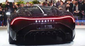 Who bought the 2019 bugatti la voiture noire? Cristiano Ronaldo Is Reportedly The Owner Of Bugatti S One Of One La Voiture Noir Carscoops