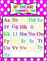 Amazon Com Pink Restickable Uppercase Lowercase Alphabet
