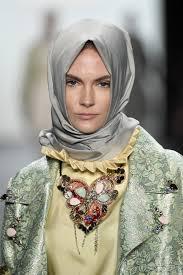 Designer Head To Toe How This Muslim Designer Made History At New York Fashion