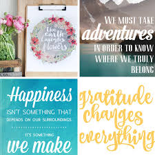 Free Printable Bathroom Art Simple 48 Gorgeous Modern FREE Inspirational Quote Printables It's