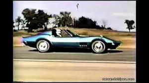 1968 Chevrolet Corvette - original promo film - YouTube