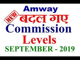Amway Pv Bv Chart India Amway New Commission Levels Coming Sep 2019