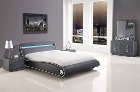 gray contemporary bedroom furniture ideas