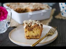 This recipe is courtesy of epicurious. Looking For The Best Ever Coffee Cake Recipe Blakely With Everyday Gourmet Shows Your Her Favo In 2020 Breakfast Coffee Cake Cinnamon Streusel Coffee Cake Coffee Cake