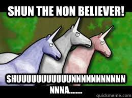 Charlie the Unicorn memes | quickmeme via Relatably.com