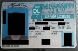 Custom Mississippi Id Online Experts Card Order