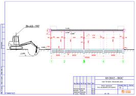 Схема проекта автосервиса ПОС для автосервиса с моечным