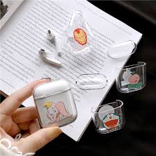 Jamular Clear Hard <b>PC Cartoon</b> Doraemon Case for Airpods ...