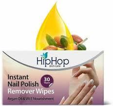 skincare instant nail polish remover