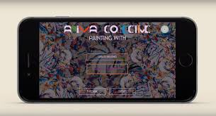 image animal collective painting with app