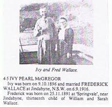 Ivy Pearl McGregor (1896 - 1985) - Genealogy