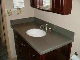 Countertop Bathroom Sinks For Modern Style Practical Supplement Of