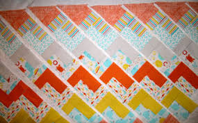 Chevron Quilt Pattern Adorable Carolyns Chevron QuiltFree Pattern The Quilting Company