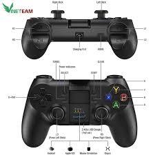 Tay cầm chơi game không dây Gamesir T1S cho điện thoại thông minh Android  IOS máy tính bảng máy tính - hàng nhập khẩu - Tay bấm game - Thiết bị điều
