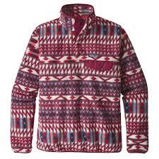 Patagonia Fleece Pattern