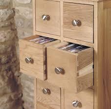mobel oak hidden home. Baumhaus Mobel Oak Hidden Home Office. Multi-drawer Dvd / Cd Storage E