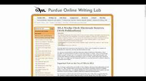 Apa Website Citation No Author Purdue Owl Purdue Owl Apa Website