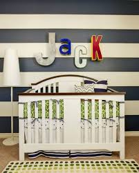 diy cabana stripes painted walls tutorial included