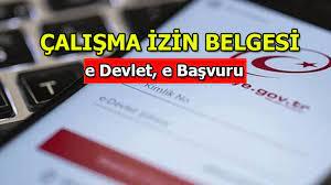 e Devlet izin belgesi alma işlemi   e Devlet izin belgesi örneği nasıl  alınır? e devlet izin belgesi çıkarma - doldurma bilgileri