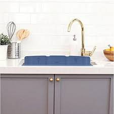Mia Home Silicon Kitchen Sink Water Splash Guard Grey For Sale