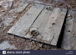 Wooden cellar door Stock Photo, Royalty Free Image: 47392151 - Alamy