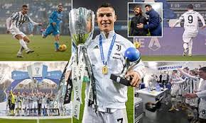 21 января 2021, четверг, 08:00. Juventus 2 0 Napoli Cristiano Ronaldo The Hero Again As Old Lady Clinch Italian Super Cup Daily Mail Online