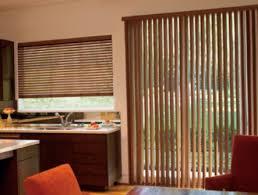 sliding door vertical blinds. COMFORT BLINDS:Verticals - Faux Wood Sliding Door Vertical Blinds A