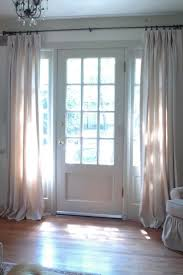Best 25+ Door window treatments ideas on Pinterest | Slider door curtains,  Patio doors with blinds and Door window covering