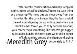 Best Greys Anatomy Quotes