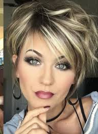 Trending Hairstyles 2019 Short Layered Hairstyles účesy Krátké