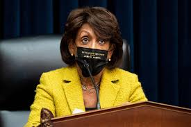 Maxine is a feminine given name. Maxine Waters Derek Chauvin Comment Was Distorted She Says People Com