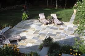 bluestone patio designs