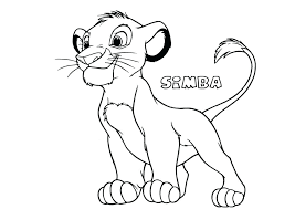 Pride Coloring Pages Lion King 2 Coloring Pages Drawing And Simbas Pride Wakacyjnie Info